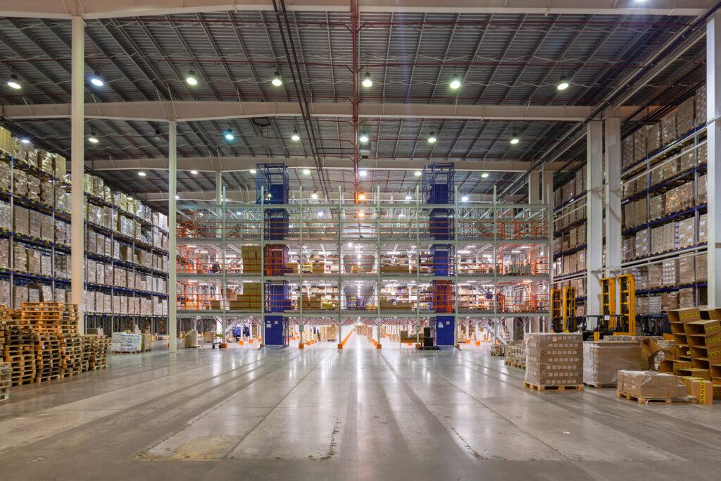 Logistics BusinessPSI provides WMS to Russian logistics firm