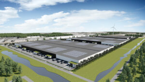 Logistics BusinessP&O Ferrymasters builds 10,000 sq m warehouse at Genk