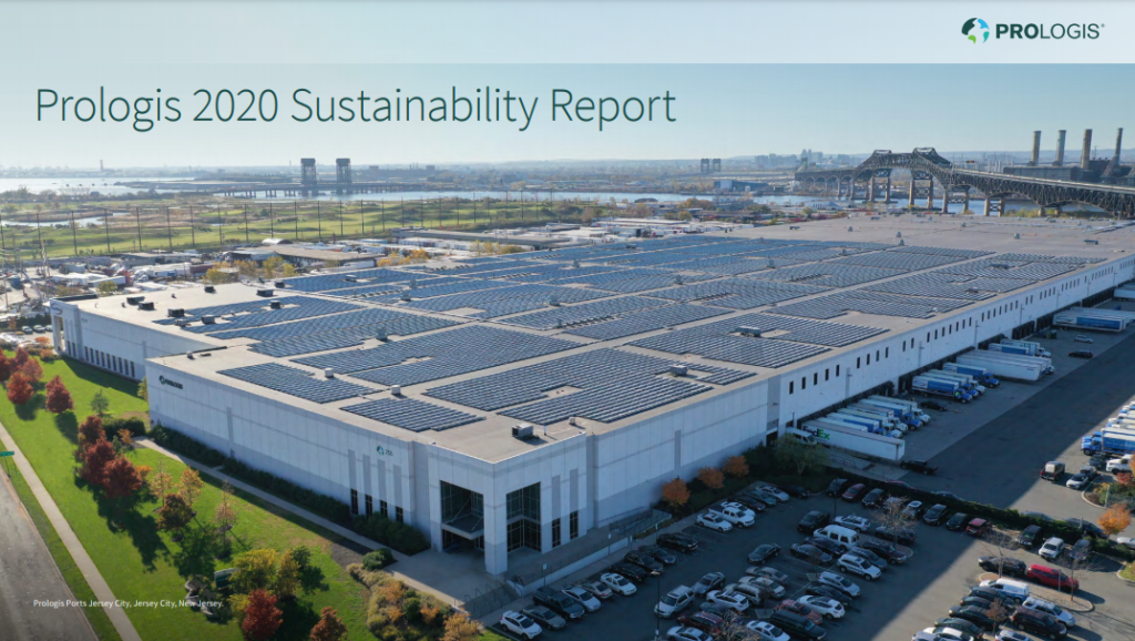 Logistics BusinessPrologis report highlights sustainability