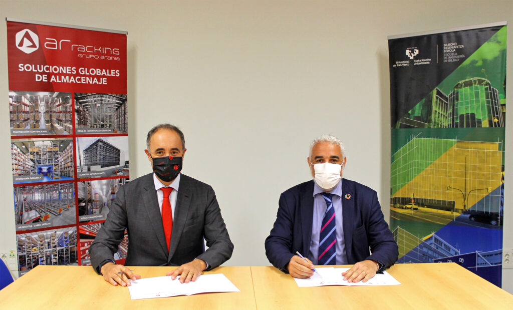 Logistics BusinessAR Racking sets up research programme