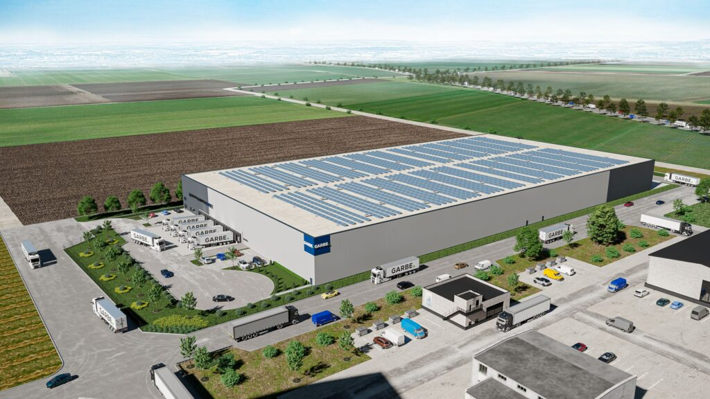 Logistics BusinessConstruction starts on Hildesheim cross-dock facility