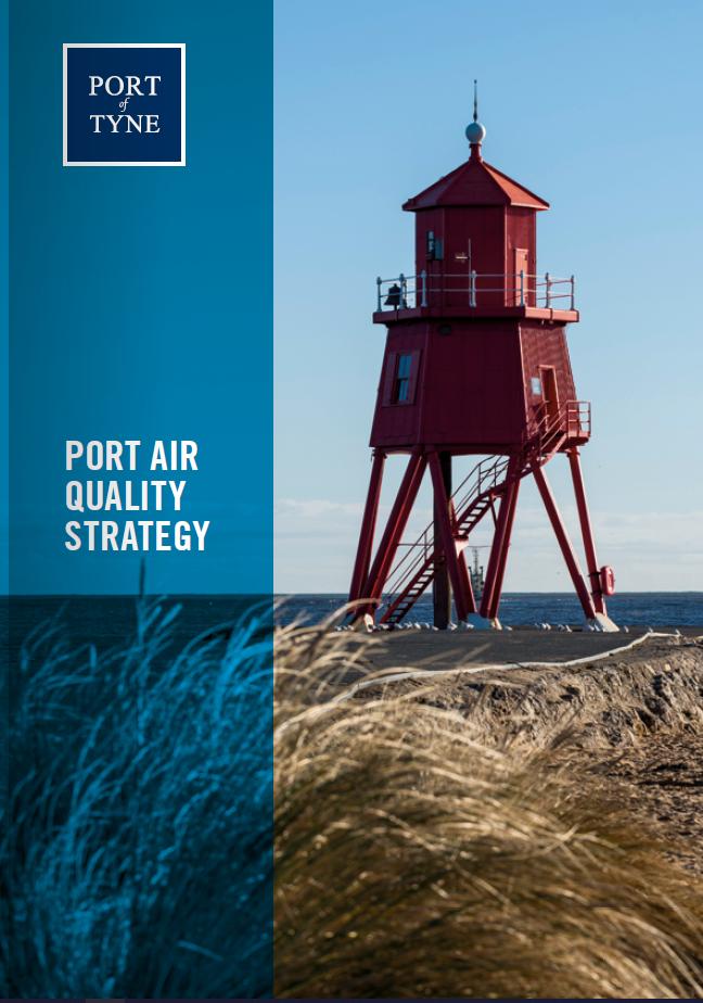Logistics BusinessStudy reveals good air quality around Port of Tyne