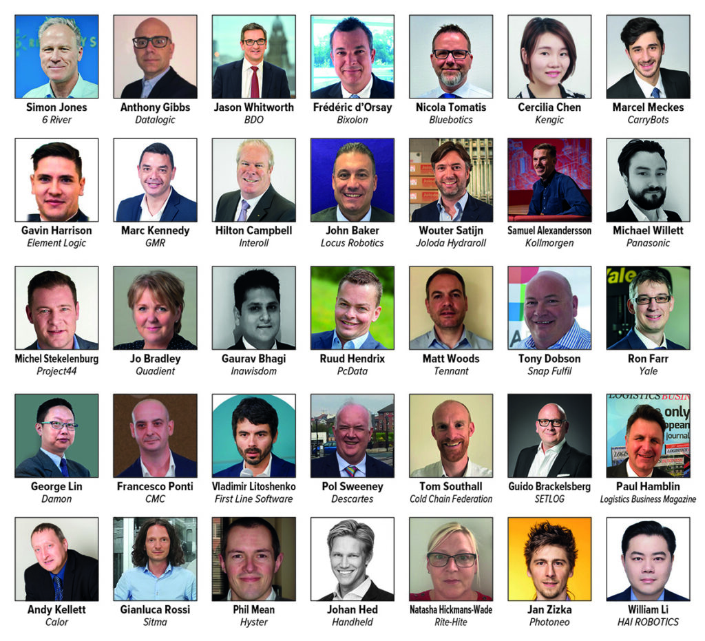 Logistics BusinessLogistics Business Show – full line-up of speakers
