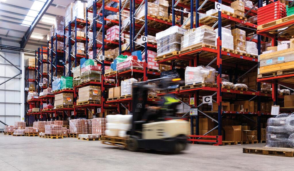 Logistics BusinessNiglon achieves 20% uplift in productivity