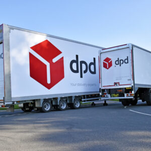 Logistics BusinessTiger supplies DPD with 250 trailers