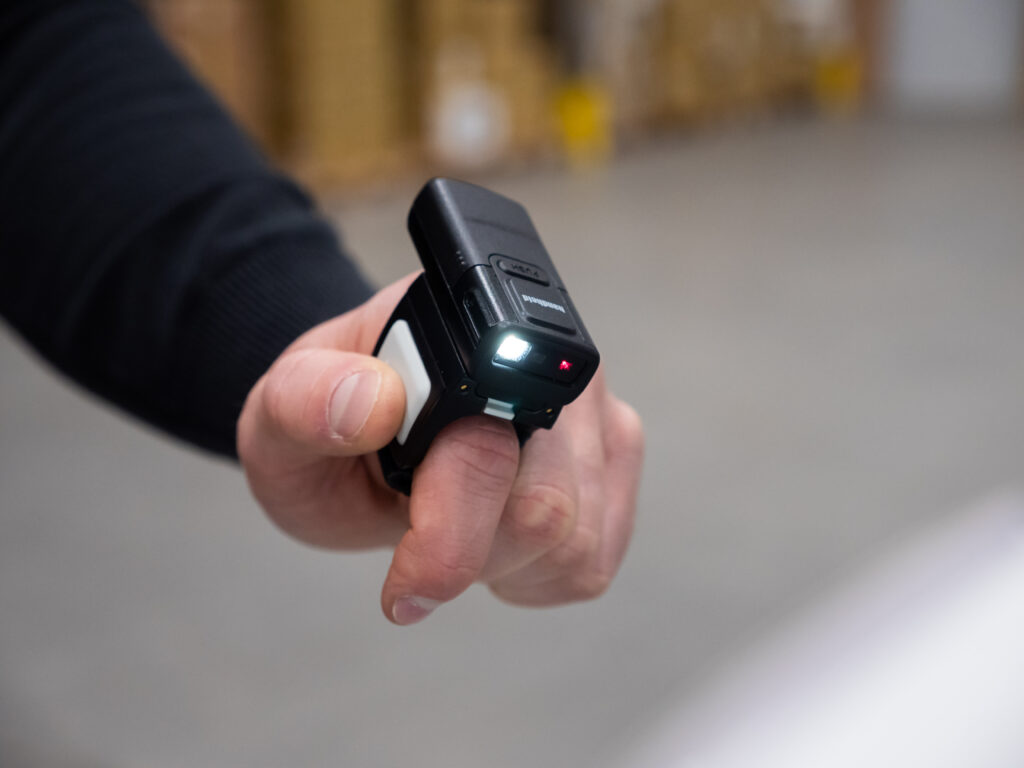 Logistics BusinessHandheld introduces new wearable ring scanner