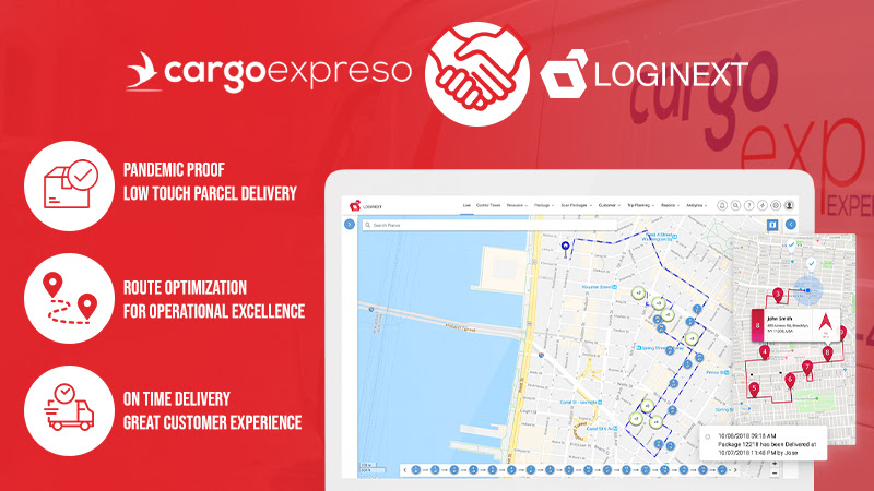 Logistics BusinessCargo Expreso uses LogiNext technology to increase market share