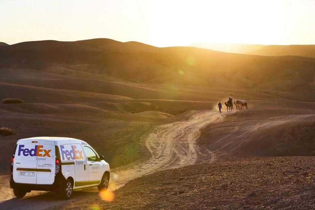 Logistics BusinessFedEx grows to meet Saudi Arabia demand
