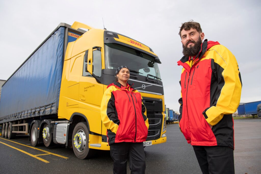 Logistics BusinessDHL's Driving Ambition aims to help solve shortage