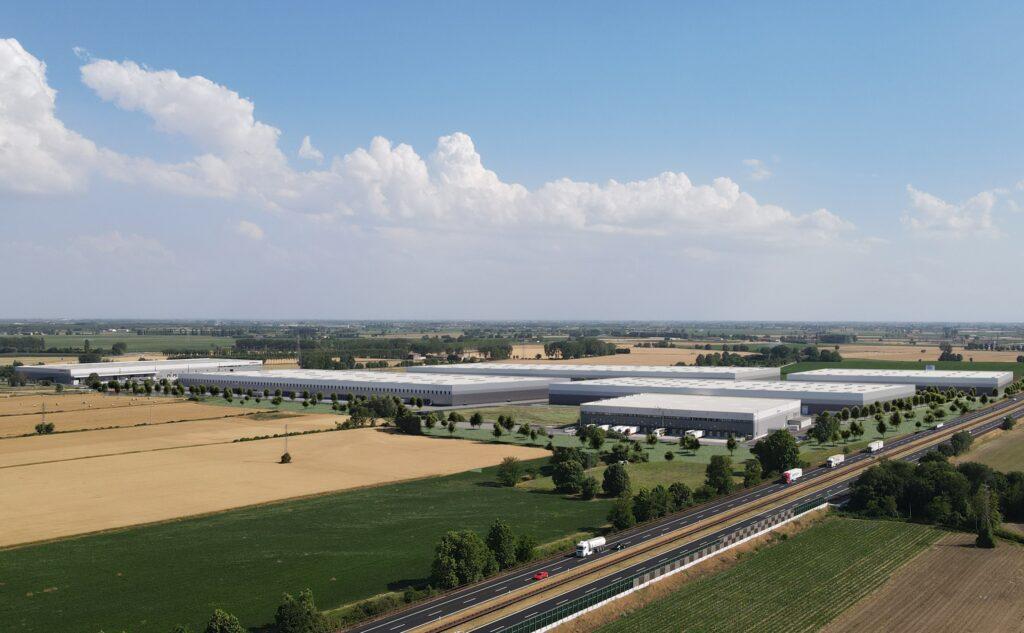 Logistics BusinessCutting-edge Verona logistics park gets funding
